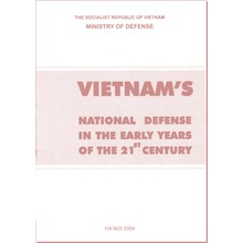 Vietnam's National defense in the early years of the 21st century